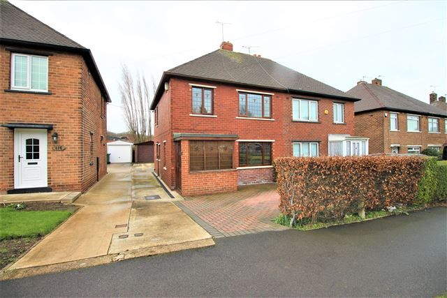 Thumbnail Semi-detached house to rent in Richmond Park Crescent, Sheffield, Sheffield