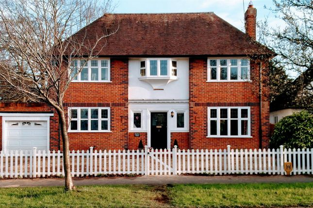 Thumbnail Detached house for sale in Parkfield Road, Taunton