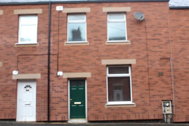 2 bed terraced house for sale in Poplar Street South, South Moor, Stanley DH9
