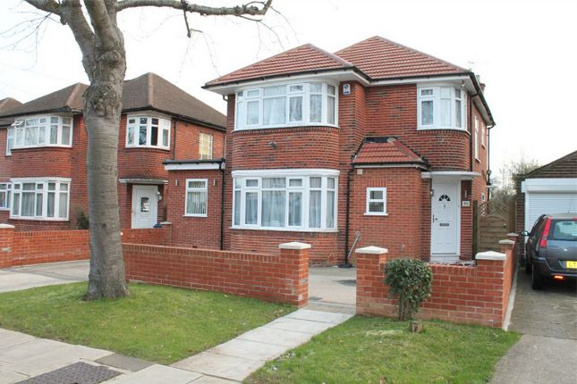 3 bed detached house for sale in Belmont Lane, Stanmore, Middlesex