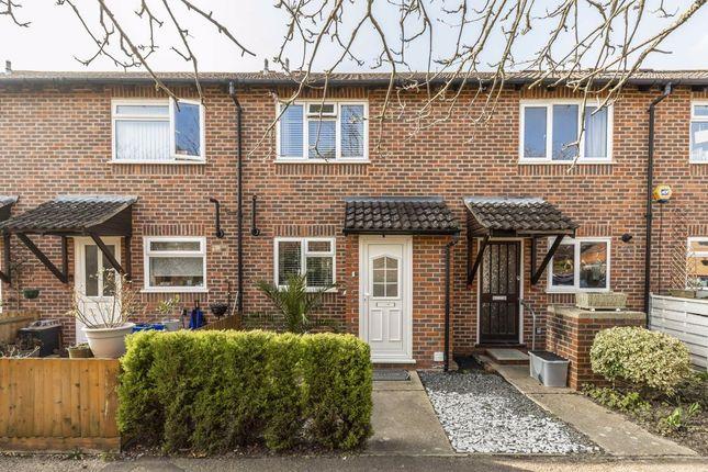 Thumbnail Terraced house for sale in Stevens Close, Hampton