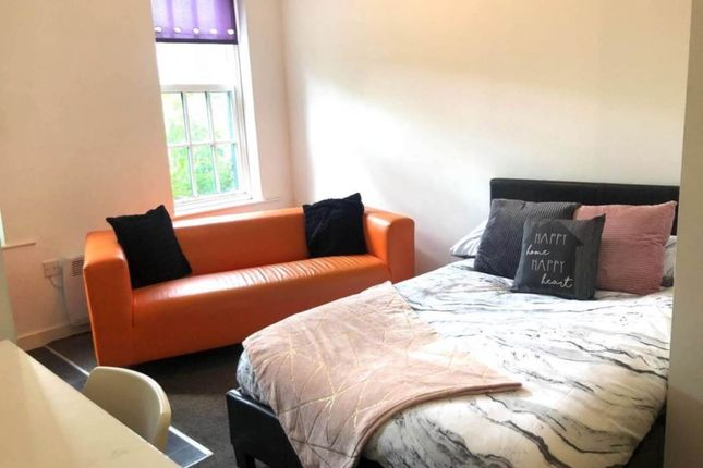 Bedroom _ Living of Quebec Street, Bradford BD1