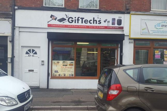 Retail premises for sale in Christchurch Road, Boscombe, Bournemouth