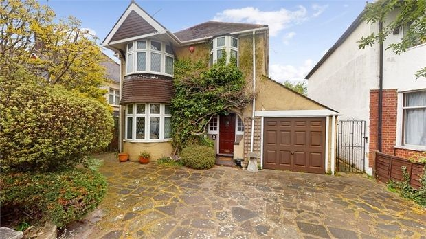 Thumbnail Detached house for sale in Alderney Avenue, Hounslow, Middlesex