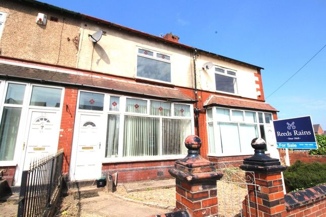 Terraced house for sale in Moss Lane, Worsley, Manchester