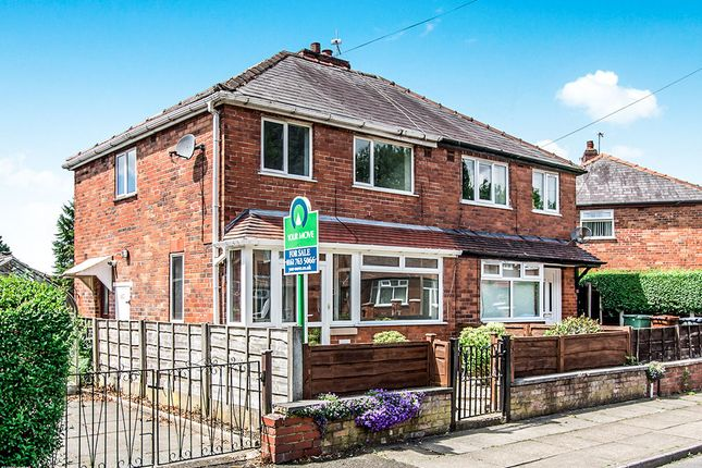 Semi-detached house for sale in Windermere Drive, Bury