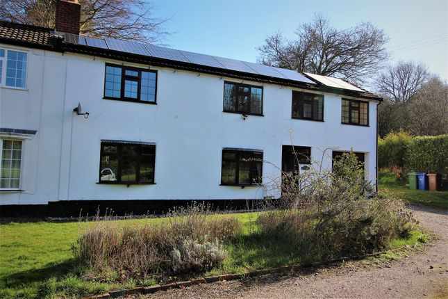 Thumbnail Property to rent in Lower Cliff Cottages, Hednesford Road, Rugeley