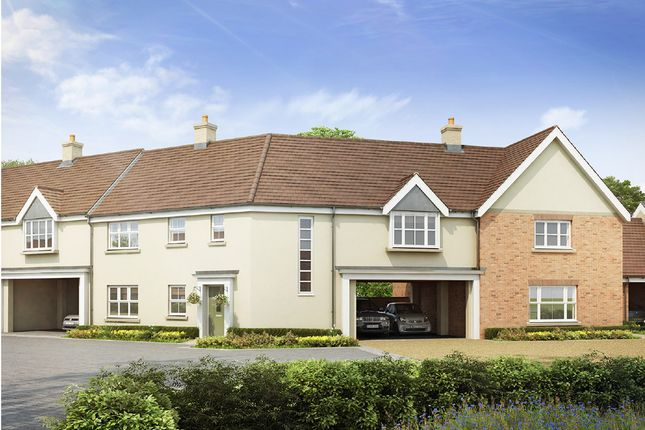 Thumbnail Link-detached house for sale in Long Melford, Sudbury, Suffolk