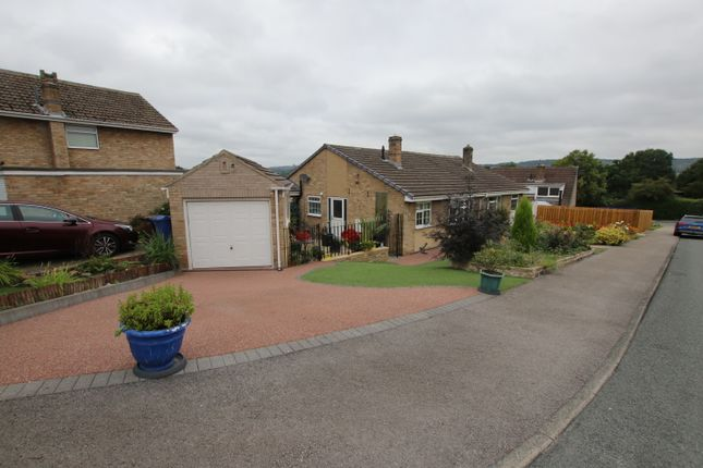 Thumbnail Semi-detached bungalow for sale in Oakleigh, Cawthorne, Barnsley
