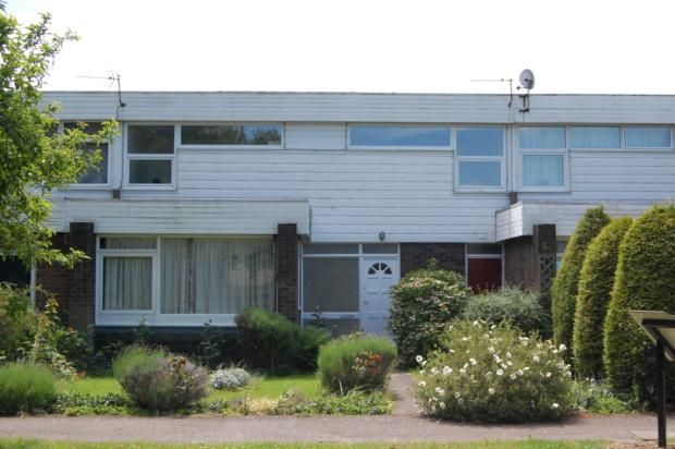 Thumbnail Terraced house to rent in Dawlish Drive, Bedford