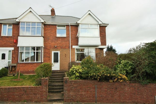 3 bed semi-detached house for sale in Broom Close, Exeter