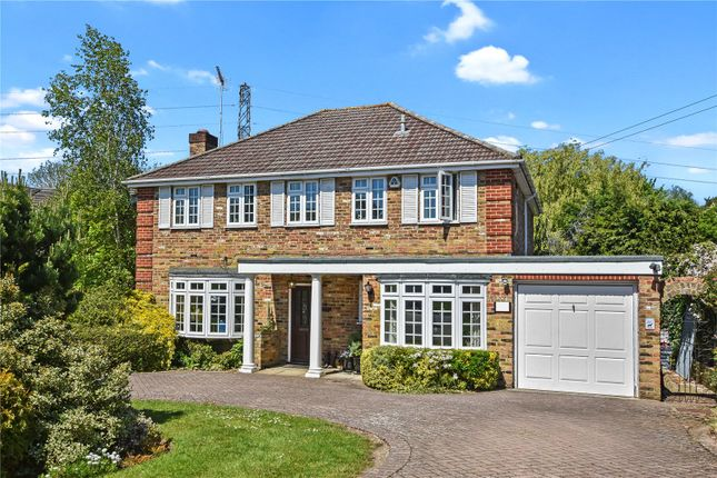Thumbnail Detached house to rent in Heathside Road, Moor Park, Northwood, Middlesex