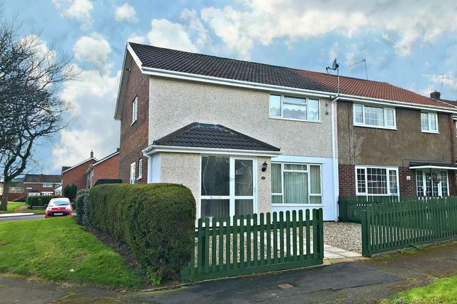 Thumbnail Terraced house to rent in Windsor Road, Fairwater, Cwmbran