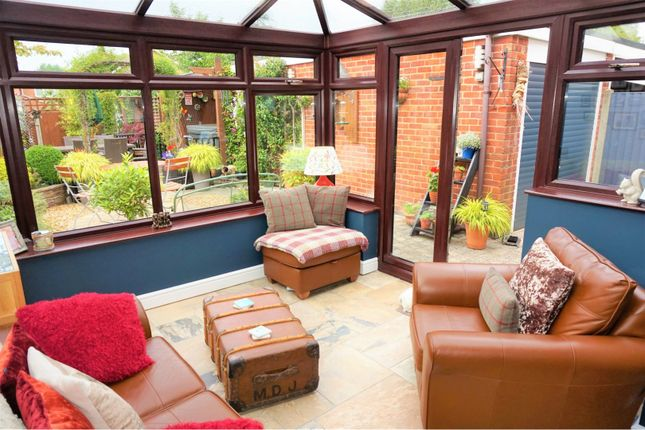 Conservatory of Olympic Close, Glenfield LE3