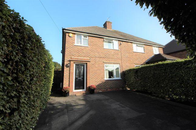 Thumbnail Semi-detached house for sale in Randwick Road, Tuffley, Gloucester