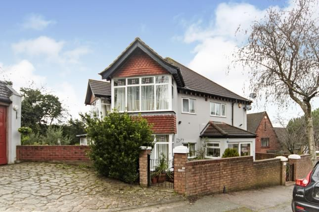Thumbnail Detached house for sale in Graham Road, Purley, Surrey, .