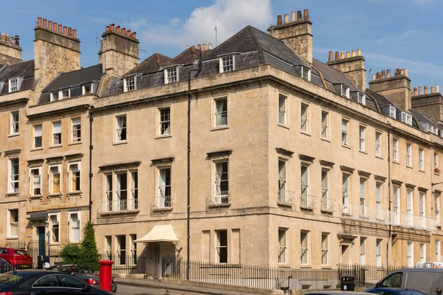 Thumbnail Flat to rent in Russell Street, Bath