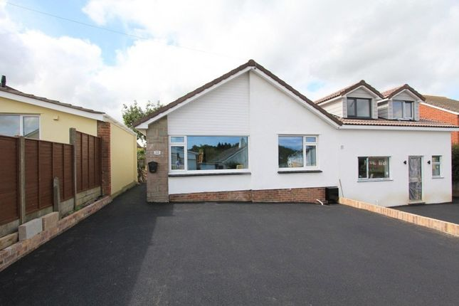 Thumbnail Semi Detached Bungalow For Sale In Clarendon Road Ipplepen Newton Abbot
