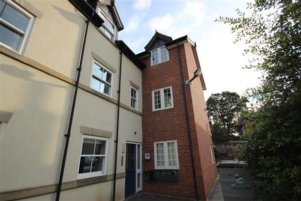 Thumbnail Flat for sale in Tudor Court, Moody Lane, Congleton