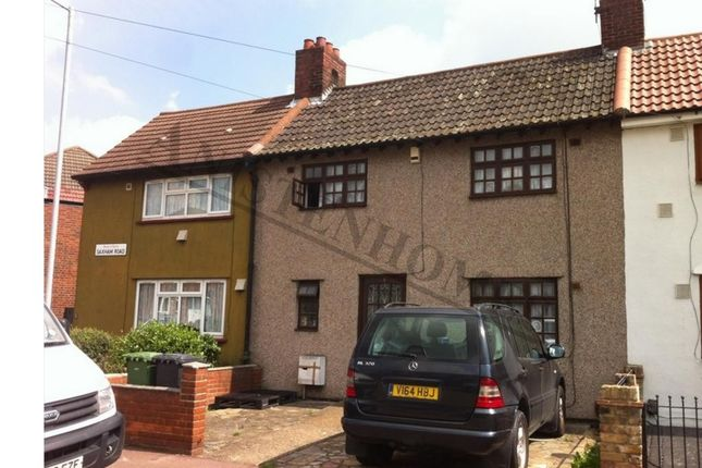 Thumbnail Terraced house for sale in Saxham Road, Barking