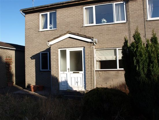 Thumbnail Flat to rent in Fairfield Close, Carnforth