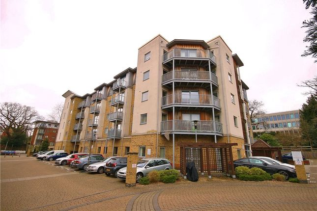 Thumbnail Flat for sale in Calloway House, Coombe Way, Farnborough, Hampshire