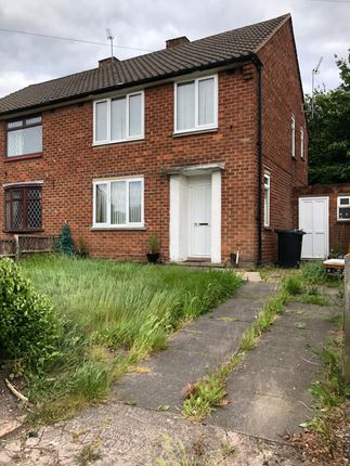 Thumbnail Semi-detached house to rent in Orchard Street, Brierly Hill