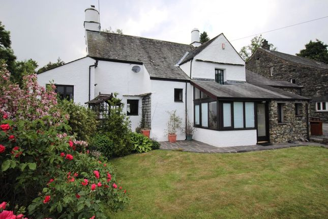 Thumbnail Detached house for sale in Newby Bridge, Ulverston