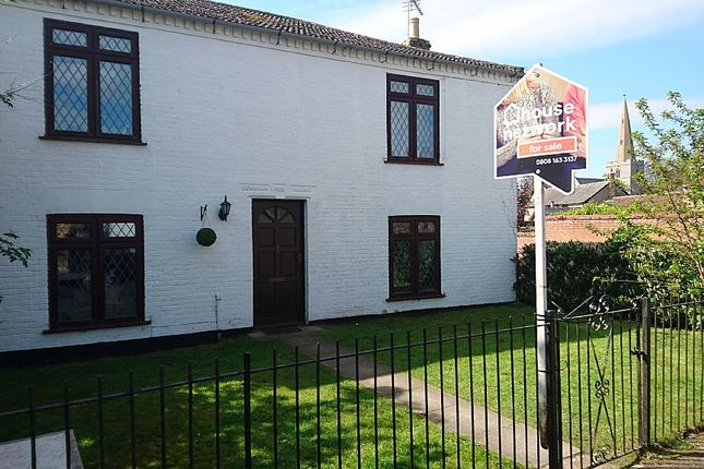 4 bed detached house for sale in Main Street, Hockwold, Thetford, Norfolk