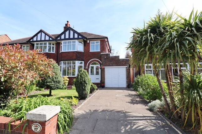3 bed semi-detached house for sale in Edge Fold Road, Worsley, Manchester M28