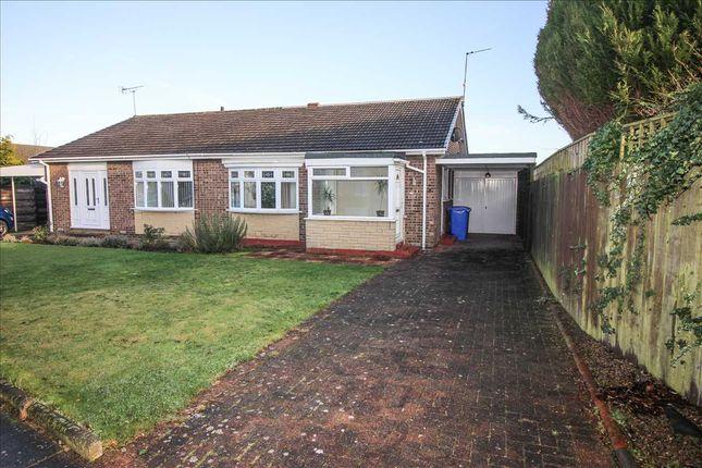 Thumbnail Bungalow to rent in Carlcroft Place, Collingwood Grange, Cramlington