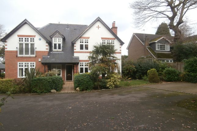 Thumbnail Flat for sale in Streetly Lane, Four Oaks, Sutton Coldfield