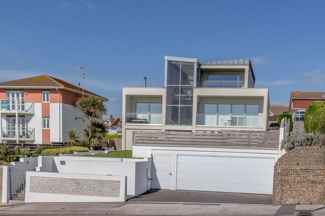 Thumbnail Detached house for sale in Marine Drive, Rottingdean, Brighton, East Sussex