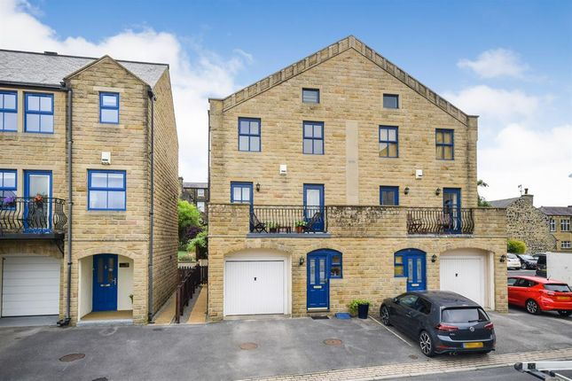 Thumbnail Semi-detached house for sale in The Anchorage, Bingley