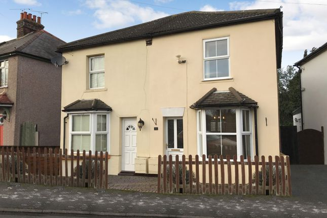 Thumbnail Semi-detached house for sale in Waterloo Road, Brentwood