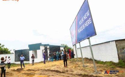 Thumbnail Land for sale in Northville Estate, Northville Estate Bogije, Nigeria