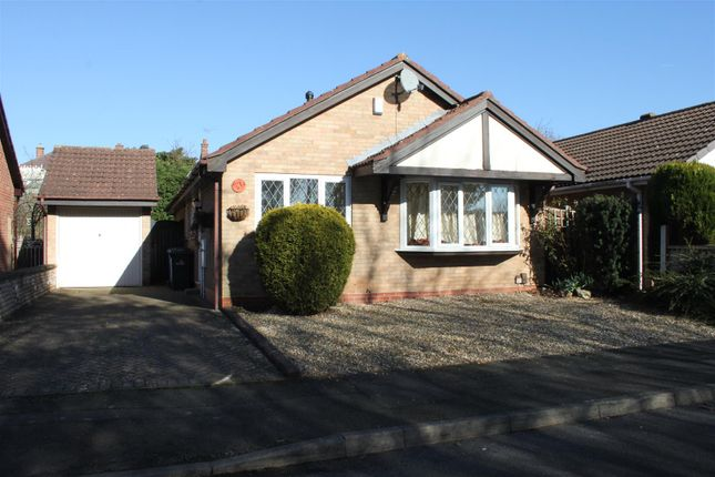 Thumbnail Detached bungalow for sale in Finningley Drive, Allestree/Darley Abbey, Derby