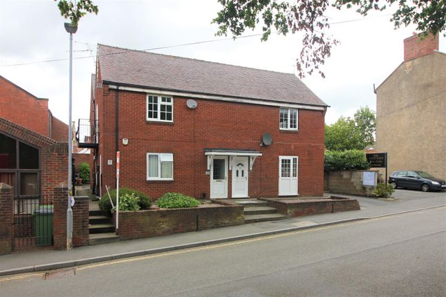 Thumbnail Maisonette for sale in South Street, Ashby-De-La-Zouch