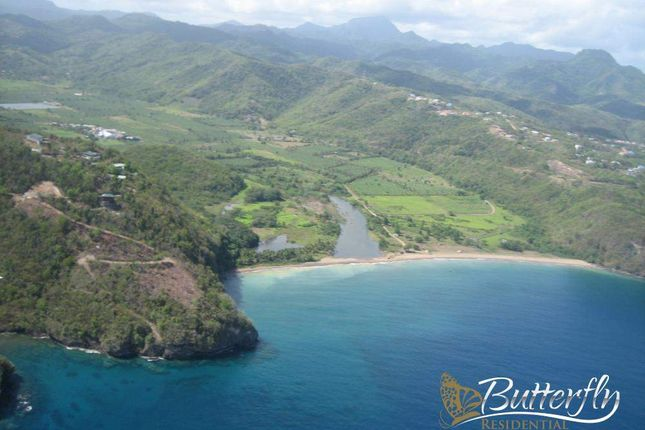 Thumbnail Town house for sale in Anse La Raye, St Lucia