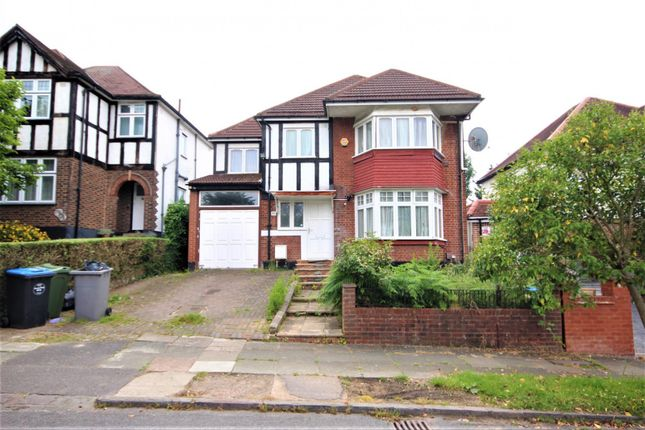 Thumbnail Property to rent in Corringham Road, Wembley