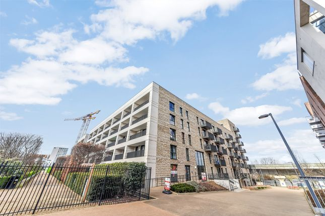 Exterior of Kingfisher Heights, Waterside Park, Royal Docks E16