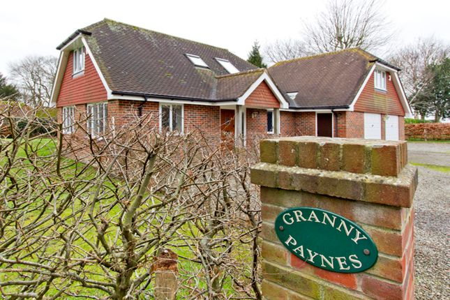 Thumbnail Detached house for sale in Flowers Green, Church Road, Herstmonceux