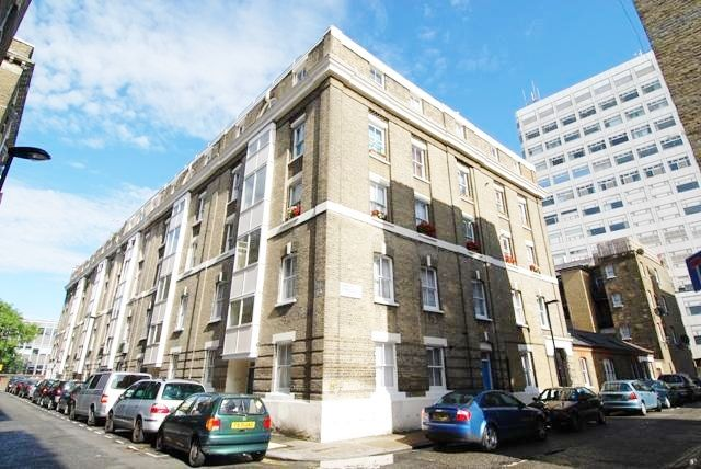 1 bed flat to rent in Penfold Place, Marylebone