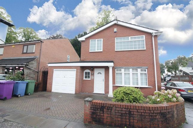 Thumbnail Detached house for sale in Haymans Grove, Liverpool