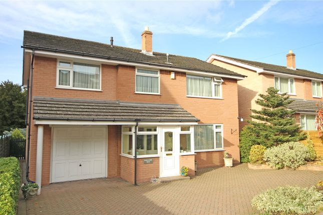 Thumbnail Detached house for sale in Eller Howe, Lowther Street, Penrith, Cumbria