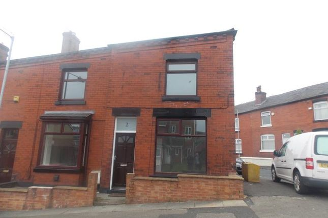 Thumbnail End terrace house to rent in Ena Street, Bolton