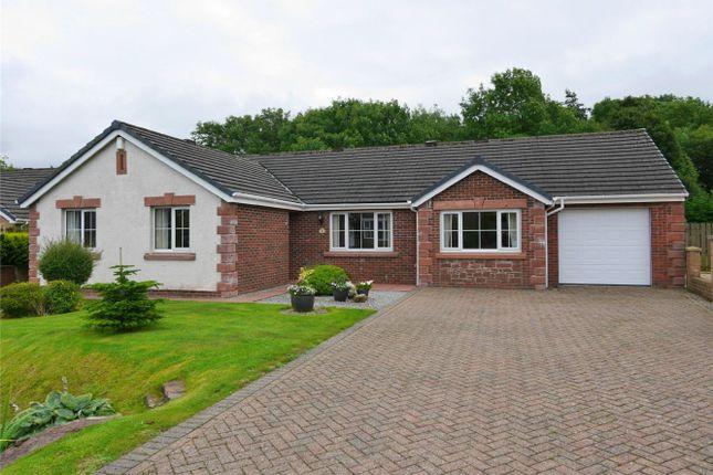 Thumbnail Detached bungalow for sale in 8 Pheasants Rise, Rowrah, Frizington, Cumbria