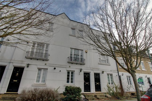 Thumbnail Terraced house for sale in Fennel Close, Maidstone