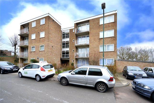 Thumbnail Flat for sale in Sunnydene Lodge, Sunnydene Gardens, Wembley