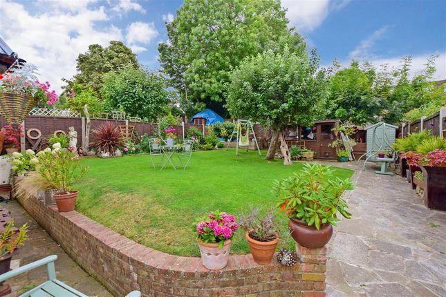 Thumbnail Detached bungalow for sale in Constitution Rise, London
